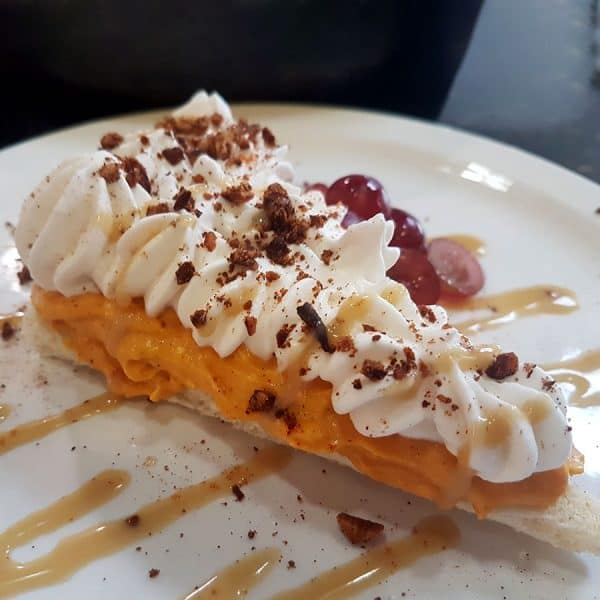 Pumpkin Spiced Flan All Products [tag]