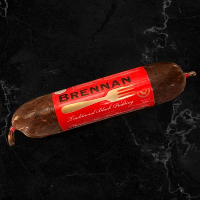 Brennan Traditional Black Pudding All Products Sausage / Wieners