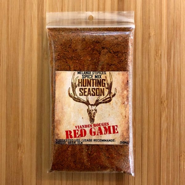 Hunting Season Red Game Spice All Products Dry Goods / Grocery
