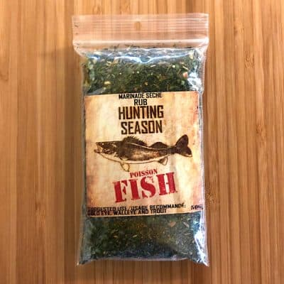 Hunting Season Fish Spice All Products Dry Goods / Grocery