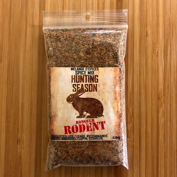 Hunting Season Rodent Spice All Products Dry Goods / Grocery
