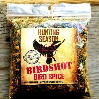 Hunting Season Birdshot Bird Spice All Products Dry Goods / Grocery