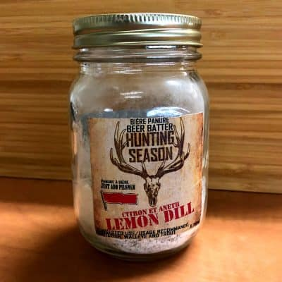 Hunting Season Lemon Dill Batter All Products Dry Goods / Grocery
