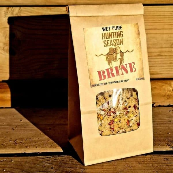 Hunting Season Brine Cure All Products Dry Goods / Grocery