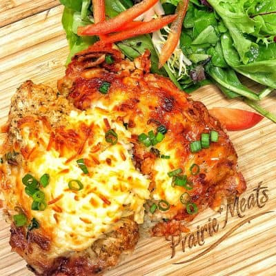 Chicken Parmigiana All Products Meals-in-Minutes