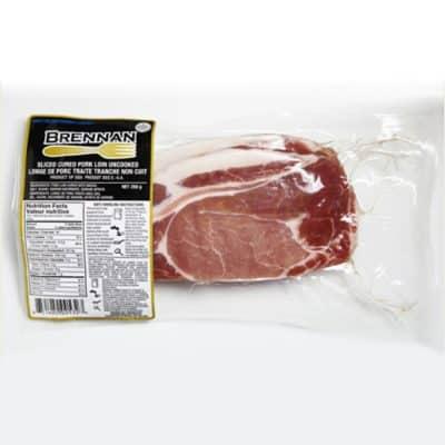 Brennan Irish Rashers (Bacon) All Products Smoked