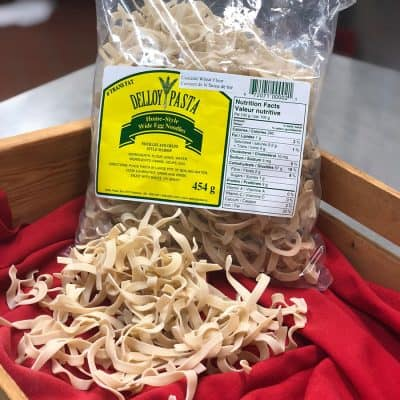 Delloy Pasta – Wide Egg Noodles All Products Dry Goods / Grocery