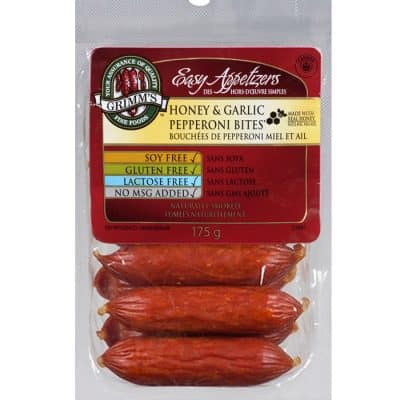 Grimm's Honey Garlic Pepperoni Bites All Products No Gluten Added