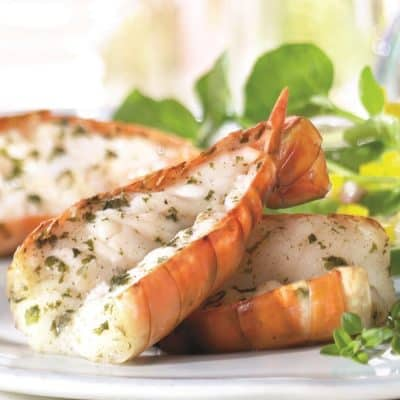 Garlic and Herb Butterfly Shrimp 8/12 All Products