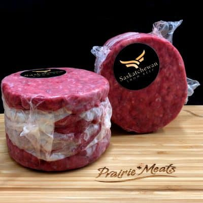 Pure Snow Beef Burgers All Products Burgers / Meatballs